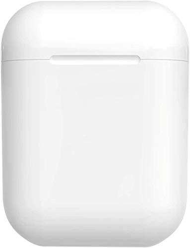 Inpods 12, color blanco, Bluetooth, cancelación de ruido, conexión rápida Bluetooth 5.0, control táctil, calidad de...