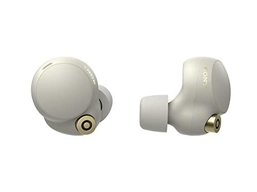 Sony WF-1000XM4 - Auriculares True Wireless con Noise Cancelling, hasta 24 horas de autonomía con el estuche de carga,...