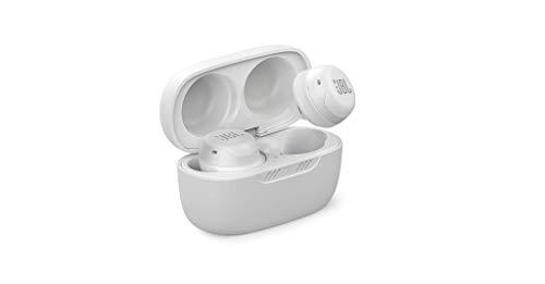 JBL LIVE FREE Auriculares In Ear inalámbricos con cancelación de ruido con Smart Ambient, resistentes al agua IPX7,...