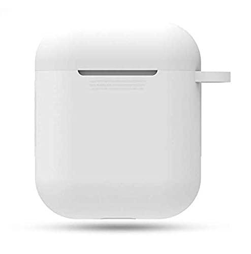 Ladud AirpodsEJ_5 Modelos de actualización Silicona de los Auriculares Bluetooth inalámbricos de Apple para airpods...