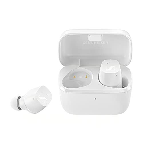 Sennheiser CX True Wireless Auriculares, Bluetooth para música y llamadas con cancelación de ruido pasiva, control...