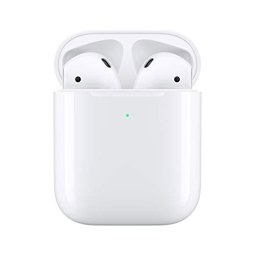 Apple AirPods con estuche de carga inalámbrica (2ª generación)