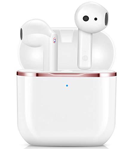 yobola Auriculares Inalámbricos, Auriculares Bluetooth 5.1 HiFi Estéreo, Auriculares Inalambricos Bluetooth con...