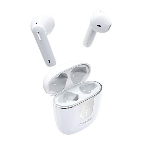 Tronsmart Onyx Ace Auriculares inalámbricos Bluetooth 5.0, Wireless In-Ear Earbuds con 4 micrófonos, Cancelación de...