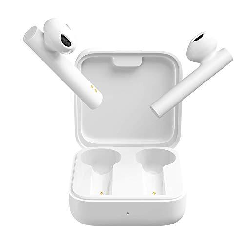 Xiaomi Mi True Wireless Earphones 2 Basic Los nuevos Auriculares Tienen una autonomía de batería más Larga, Sonido,...
