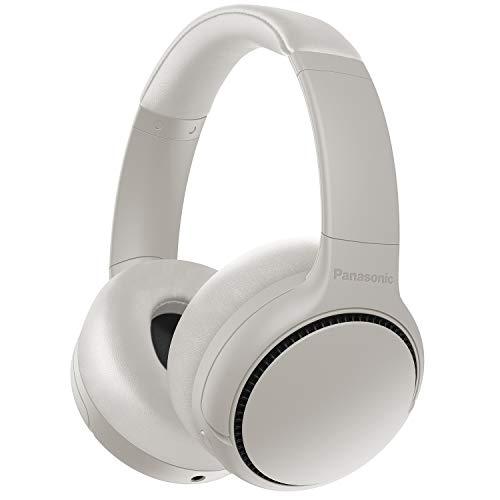 Panasonic RB-M300BE-C - Auriculares Inalámbricos Bluetooth (Control por Voz, XBS Potenciador de Bajos, Cable de 1.2 m,...