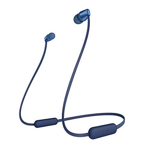 Sony WI-C310 - ¿Muchas Llamadas y videollamadas Desde casa? Descubre Nuestros Auriculares In-Ear inalámbricos más...