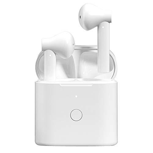 Auriculares Bluetooth, Auriculares Inalámbricos Bluetooth 5.1 en la Oreja con Caja de Carga, Micrófono Incorporado,...