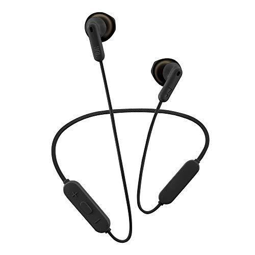 JBL Tune 215 Auriculares inalámbricos con Bluetooth, Sonido Pure Bass y conexión multipunto, batería de 16 horas con...