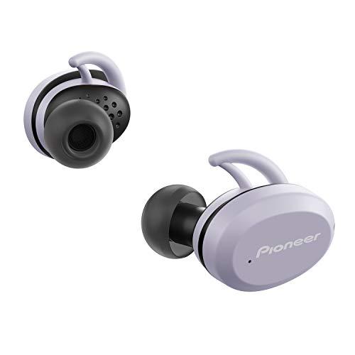 PIONEER - Auriculares Deportivos SE-E9TW-H Color Gris, inalámbrico. Conectividad Bluetooth versión 5.0