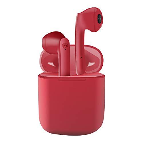 Auriculares inalámbricos Bluetooth V5.0 Auriculares Bluetooth Deportivos a Prueba de Sudor 35 Horas de Tiempo de Juego,...