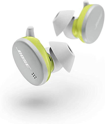 Bose Sport Earbuds - Auriculares realmente inalámbricos, Auriculares Bluetooth para entrenar y correr, Blanco (Glacier...