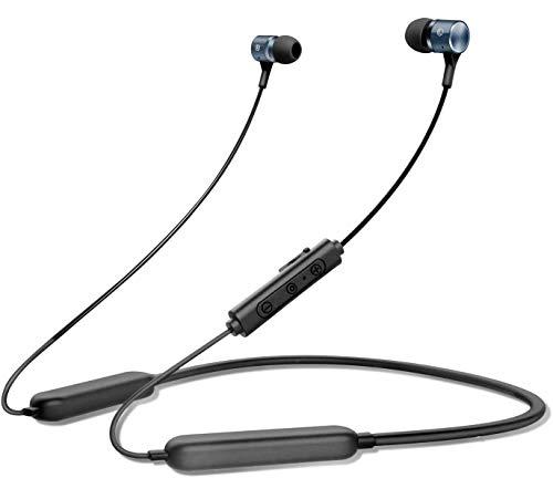gorsun Auriculares Bluetooth 5.0, Auriculares Deportivos Impermeables IPX5, Auriculares inalámbricos magnéticos en...