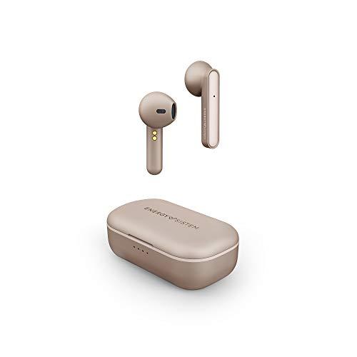Energy Sistem Earphones Style 3 True Wireless Rose (True Wireless Stereo, Charging Case, Stereo Calls)
