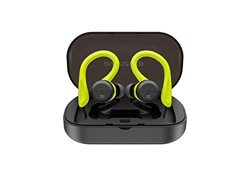 Avenzo - Auriculares Inalámbricos, Modelo AV-TW5003G, Con Bluetooth, Con Asistente de Voz, Función Manos Libres, Con...