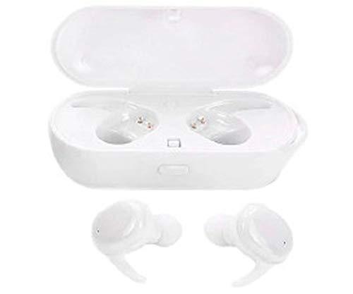 Auriculares Inalambricos Bluetooth Lauson EH226 | Cascos Bluetooth 5.0 con Gancho de Silicona Antideslizante para Mejor...