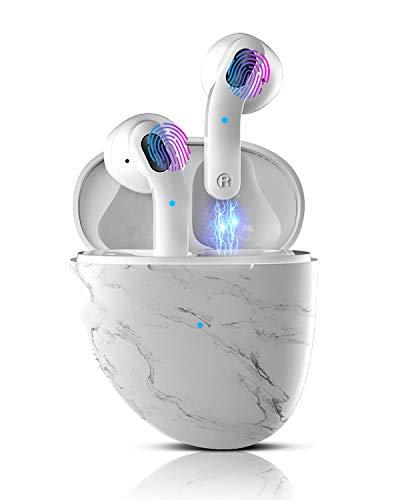 Auriculares Inalambricos Bluetooth, Auriculares Bluetooth 5.1 con Microfono, Auricular In-Ear, Auriculares Inalambricos...