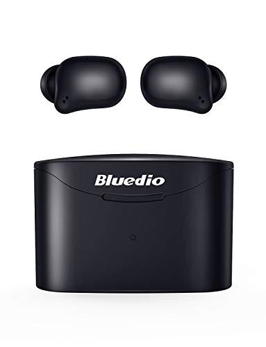 Auriculares Bluetooth, Bluedio T Elf2 Auriculares Inalámbricos Estéreo In-Ear Bluetooth 5.0 Auriculares, Cascos...