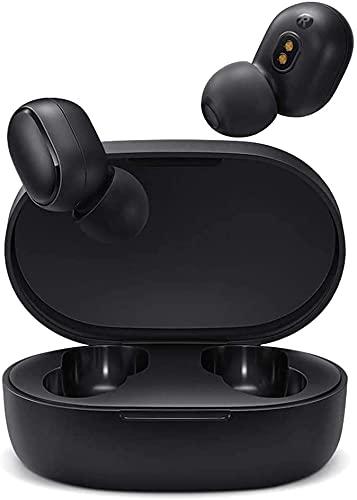 Xiaomi Mi True Wireless Earbuds Basic 2 Auriculares Inalámbricos Bluetooth 5.0, Estuche de Carga, Negro