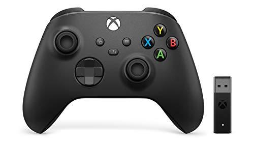 Microsoft Mando Inalámbrico Xbox + Adaptador inalámbrico para Windows 10