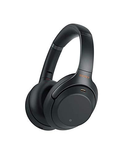 Sony WH1000XM3 - Auriculares inalámbricos Noise Cancelling (Bluetooth, compatible con Alexa y Google Assistant, 30h de...