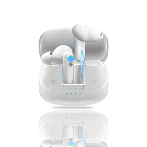 Auriculares Bluetooth, Auriculares Inalámbricos 5.1 HiFi Estéreo, Wireless Earbuds, Auriculares In Ear con Control...