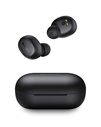 Auriculares Inalámbricos Bluetooth 5 con Micrófonos, BCMASTER Auriculares Bluetooth en la Oreja, 25 Horas de...