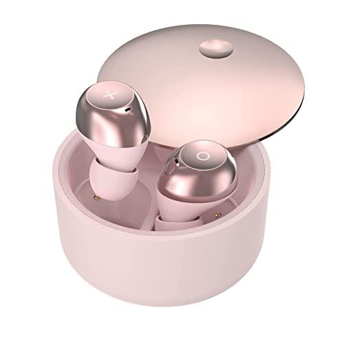 Auriculares Inalámbricos, In-Ear Auriculares Bluetooth 5.1, Calidad de Sonido sin Pérdidas, 50 Horas Tiempo de...