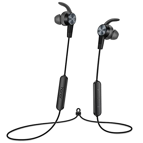 HONOR Auriculares Bluetooth, Auricula inalambricos Magnéticos con Micrófono,Auriculares Deportivos con 11H Tiempo de...