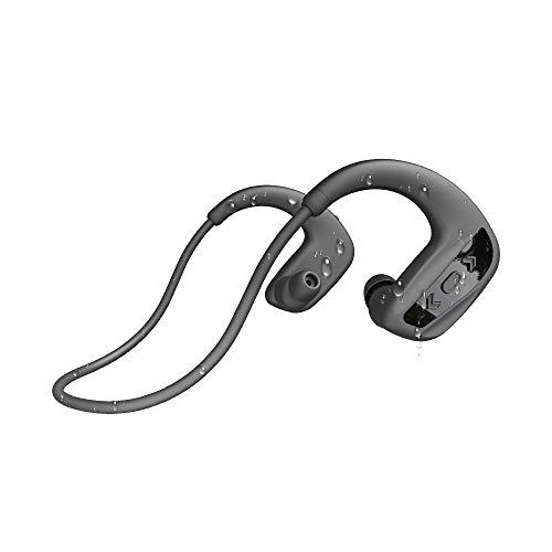 CYBORIS Auriculares Natacion Auriculares Inalambricos Bluetooth IPX8 Impermeables, Reproductor MP3 16GB & Reducción de...