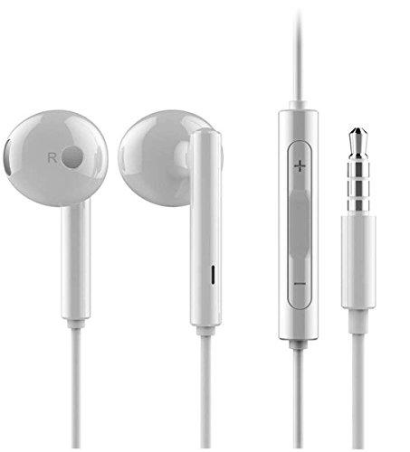 Original Huawei auricular AM de 115 en blanco para Huawei Ascend P9/P8/P7/P6/Lite/Mini/mate 8/mate 7/mate s Auriculares...