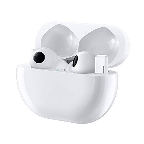 HUAWEI FreeBuds Pro - Auriculares inalámbricos con cancelación de Ruido Inteligente (conexión Bluetooth Ultra...