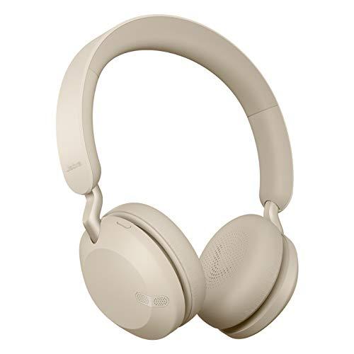 Jabra Elite 45h – Auriculares inalámbricos On-Ear compactos y Plegables – hasta 50 Horas de batería –...