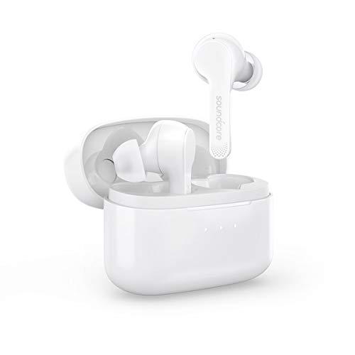 Soundcore Liberty Air Auriculares inalámbricos con Estuche de Carga, Bluetooth 5, Tiempo de reproducción de 20 Horas,...