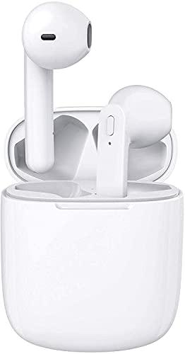 Auriculares Inalámbricos,Auriculares Bluetooth,Tiempo de Reproducción de 30 Horas,Auriculares inalámbricos Bluetooth...