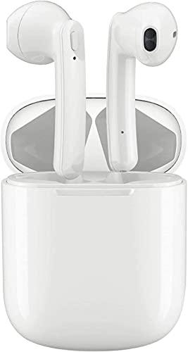 Auriculares Bluetooth 5.0 Auriculares Inalambricos Cascos Bluetooth Headphone Deportivos con Mic y Cancelación de Ruido...