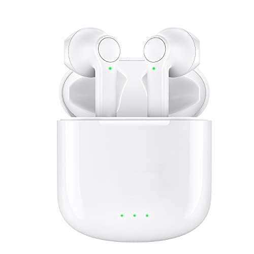 Auriculares Inalambricos, Auriculares Bluetooth Deportivos con Microfono, Auriculares Inalámbricos con 25H de...
