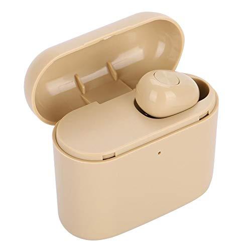 Eboxer Auriculares Inalámbricos Bluetooth con Caja de Carga, Mini Auriculares Invisibles Portátiles con Cancelación...