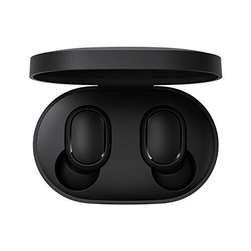 Xiaomi Redmi Airdots Bluetooth 5.0 Auricular Auriculares Inalámbricos con Caja de Carga de 300 mAh Sonido Estéreo...