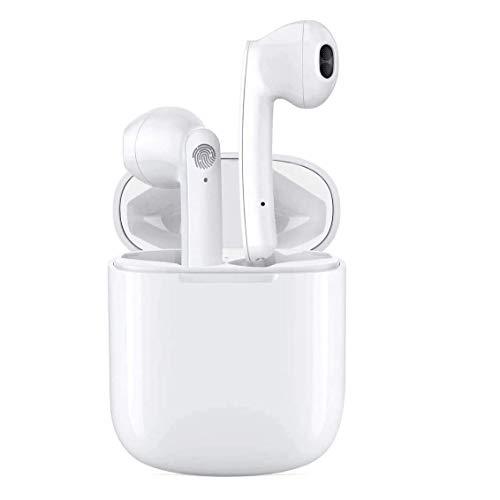 Auriculares inalámbricos, Auriculares Bluetooth en la Oreja Diseño ergonómico, Auriculares inalámbricos Bluetooth...
