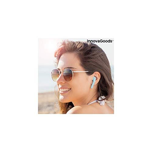 Auriculares Inalámbricos con Carga Magnética NovaPods - Azul