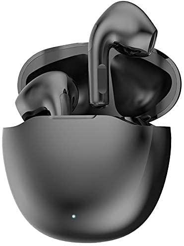 Auriculares Inalámbricos Auriculares Bluetooth 5.2 Deportivos con Cancelación de Ruido Estéreo on Micrófono In-Ear...