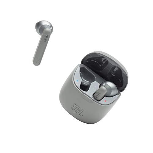 JBL Tune 225 TWS Auriculares intraaurales True Wireless con Bluetooth, Sonido Pure Bass y modo Dual Connect, hasta 25...