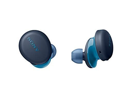 Sony WFXB700 - Auriculares True Wireless (Totalmente inalámbrico, Bluetooth, Extra Bass, Micro para Llamadas Manos...