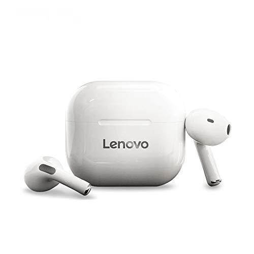 Original Lenovo TWS auricular inalámbrico Bluetooth Control táctil deporte auriculares estéreo con 300 mAh auricular...