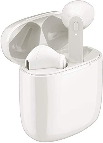 Auriculares inalámbricos Bluetooth con cancelación de Ruido, Auriculares Deportivos Bluetooth 5.0 con IPX6 Auriculares...