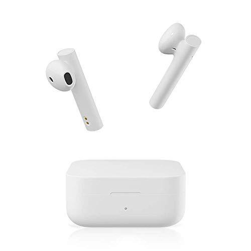 Xiaomi Mi True Wireless Earphones 2 Basic Auriculares Inalámbricos Bluetooth, Control Tactil Auricular, Bluetooth 5.0,...