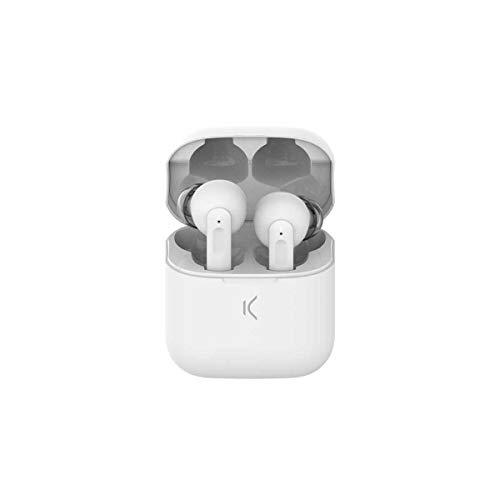 KSIX Auriculares True Wireless cancelación Activa de Ruido