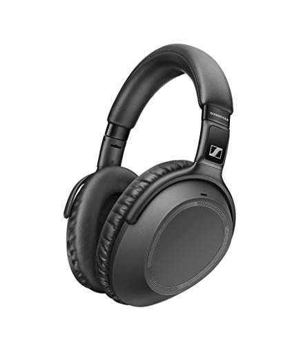 Sennheiser PXC 550 II, Auriculares Plegables Wireless con Alexa integrada, Cancelación de Ruido y Pausa Inteligente,...