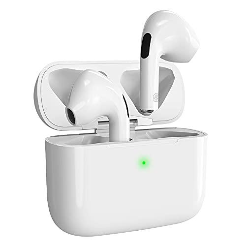 Auriculares Bluetooth Auricular Inalámbrico 5.0 Reducción Activa de Ruido HiFi Stereo Auricular Control tactil...